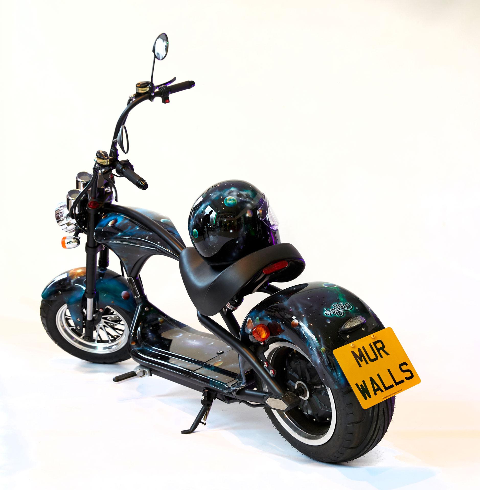 163-electric-bike-spaceart-airbrush-motorbike-art