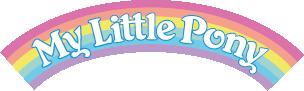 My Little Pony Retro Logo